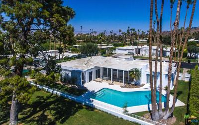Palm Springs Single Family Home For Sale: 2423 South Alhambra Drive