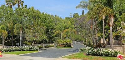 Pacific Palisades Condo/Townhouse For Sale: 614 Palisades Drive