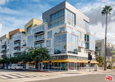 Santa Monica Condo/Townhouse For Sale: 1705 Ocean Avenue #204