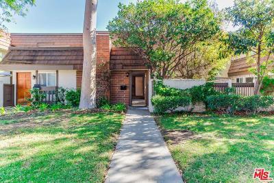 Chatsworth Condo/Townhouse For Sale: 10406 Larwin Avenue