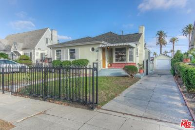 Los Angeles County Single Family Home For Sale: 1082 South Plymouth Boulevard