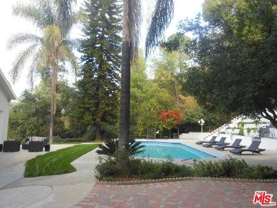 Encino Single Family Home For Sale: 4500 Grimes Place