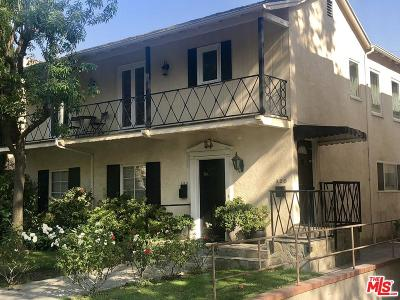 Beverly Hills Rental For Rent: 320 North Almont Drive