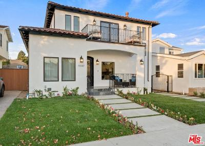 Los Angeles Single Family Home For Sale: 9047 West 24th Street