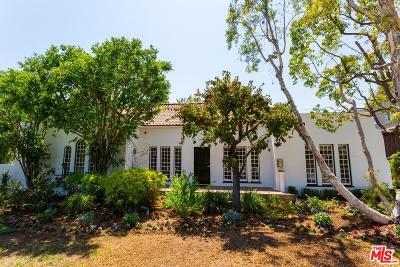 Beverly Hills Rental For Rent: 605 North Rexford Drive