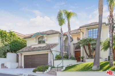 Pacific Palisades Single Family Home For Sale: 1576 Chastain