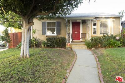 Culver City Single Family Home For Sale: 4104 Moore Street