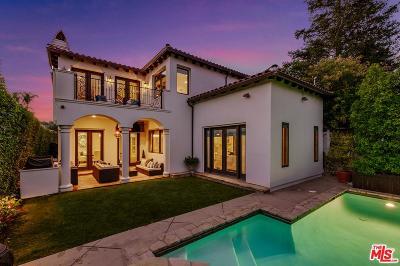 Sherman Oaks Single Family Home Sold: 4218 Murietta Avenue
