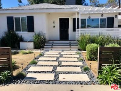 Van Nuys Single Family Home For Sale: 6201 Blucher Avenue