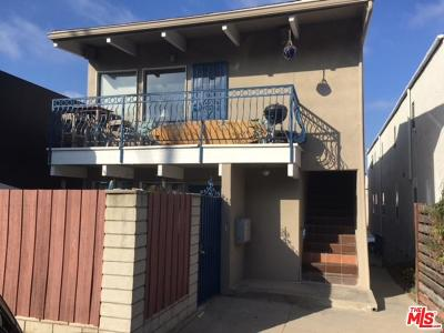 Los Angeles County Residential Income For Sale: 2602 Pacific Avenue
