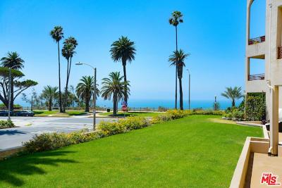 Santa Monica Condo/Townhouse For Sale: 311 Ocean Avenue #104