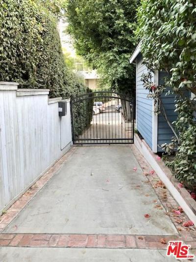 West Hollywood Rental For Rent: 8957 Cynthia Street