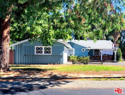 Woodland Hills Single Family Home Sold: 5338 Royer Avenue