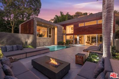 Los Angeles County Single Family Home For Sale: 1514 Rising Glen Road