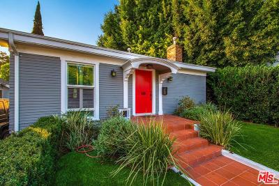 West Hollywood Single Family Home For Sale: 1215 North Genesee Avenue