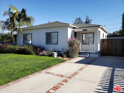 Single Family Home Active Under Contract: 3952 Tivoli Avenue
