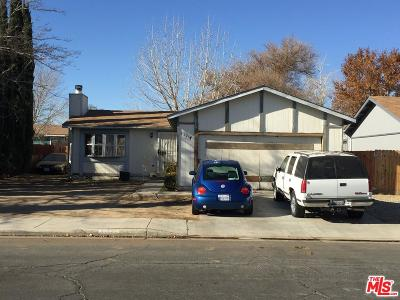 Lancaster Single Family Home For Sale: 43717 Ponderosa Street