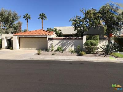 Rancho Mirage Single Family Home Active Under Contract: 5 Vista Loma Drive