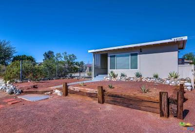 Desert Hot Springs Single Family Home For Sale: 66108 2nd Street