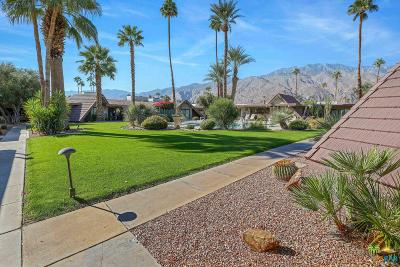 Palm Springs Condo/Townhouse For Sale: 1875 East Tachevah Drive