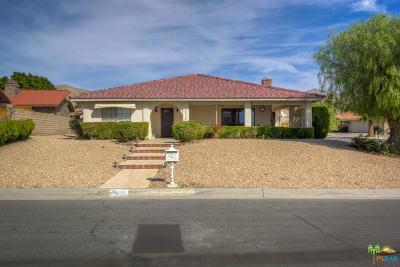 Desert Hot Springs Single Family Home For Sale: 9270 Warwick Drive