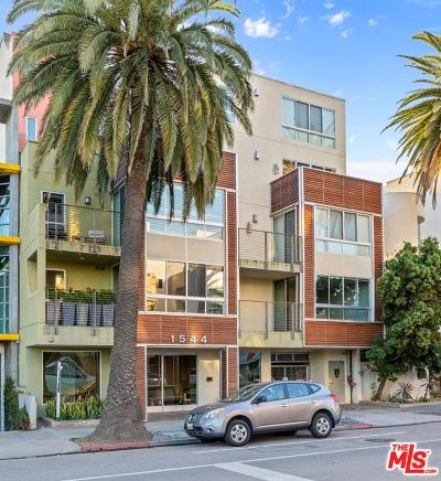 Santa Monica Condo/Townhouse For Sale: 1544 7th Street #16