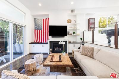 West Hollywood Condo/Townhouse For Sale: 1024 Hilldale Avenue
