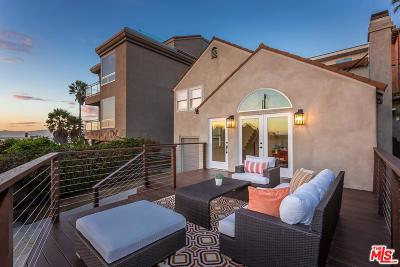 Playa Del Rey Single Family Home For Sale: 121 Waterview Street