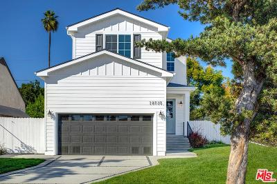 Cheviot Hills/Rancho Park (C08) Single Family Home For Sale: 10735 Ashby Avenue