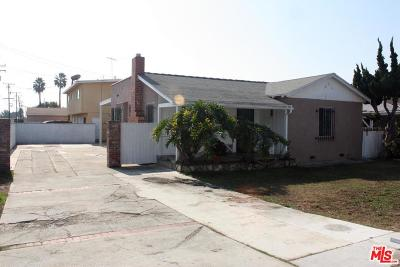 Inglewood Residential Income Pending: 3120 West 109th Street