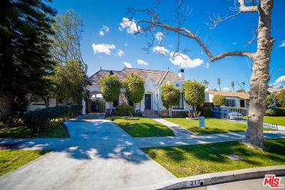 Beverly Hills Rental For Rent: 217 South Stanley Drive