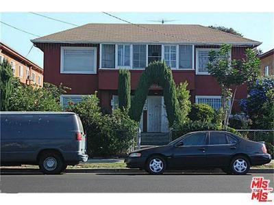 Los Angeles Rental For Rent: 615 East Adams Boulevard #617