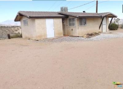 Single Family Home For Sale: 58989 Juarez Drive