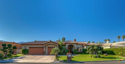 Rancho Mirage Single Family Home For Sale: 36665 Palm Court