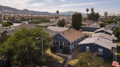Los Angeles CA Single Family Home For Sale: $695,000