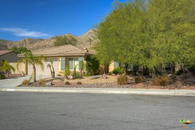 Desert Hot Springs Single Family Home Active Under Contract: 65128 Blue Sky Circle