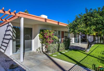 Palm Desert Condo/Townhouse For Sale: 46031 Portola Avenue