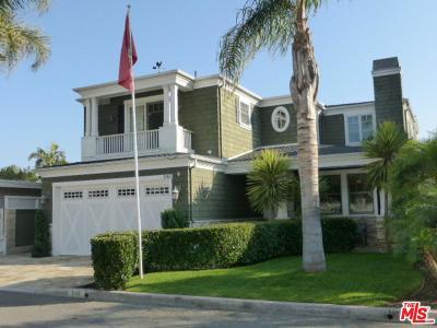 Hermosa Beach Single Family Home For Sale: 548 21st Street