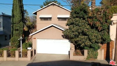 Los Angeles CA Single Family Home For Sale: $849,000