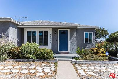 Los Angeles CA Single Family Home For Sale: $579,000