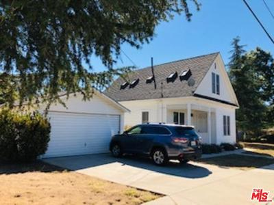 Pasadena Single Family Home For Sale: 600 Blake Street