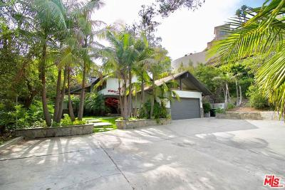Beverly Hills Rental For Rent: 1561 Clear View Drive