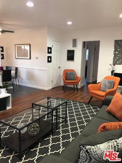 Beverlywood Vicinity (C09) Rental For Rent: 1441 South Hayworth Avenue #8