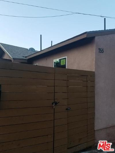 Los Angeles CA Single Family Home For Sale: $400,000