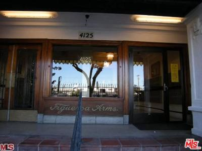 Los Angeles Condo/Townhouse Active Under Contract: 4125 South Figueroa Street #114