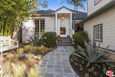 Los Angeles County Single Family Home For Sale: 218 South Bundy Drive