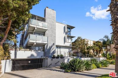 Santa Monica Condo/Townhouse For Sale: 817 5th Street #E