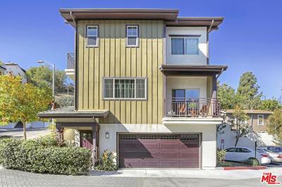 Condo/Townhouse For Sale: 1611 Delta Street #1