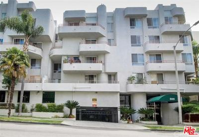 Los Angeles Condo/Townhouse For Sale: 500 South Berendo Street #301