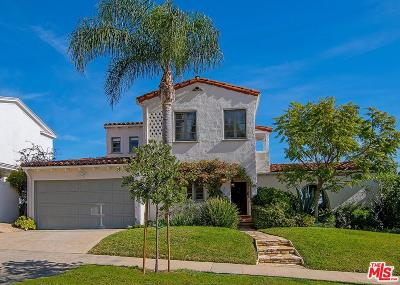 Los Angeles County Single Family Home For Sale: 350 Dalkeith Avenue